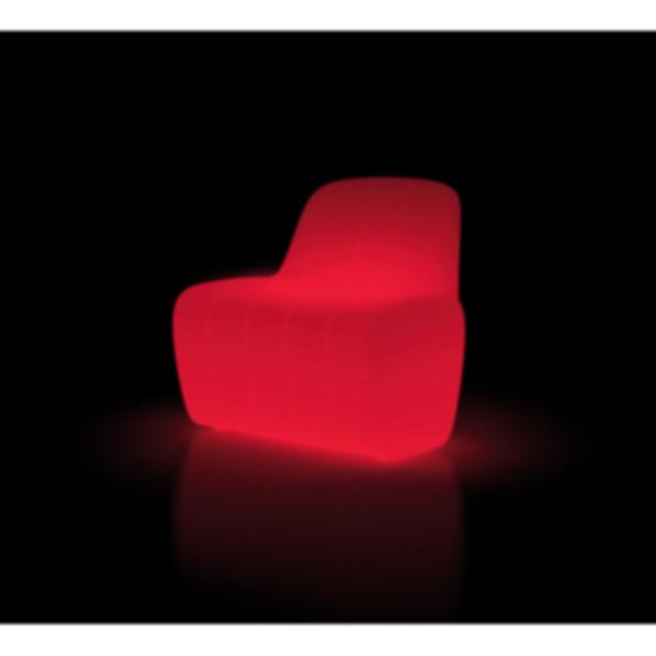 Jetlag LED Modular Armchair