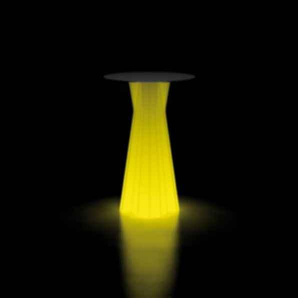 Frozen LED Table