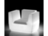 Big Cut LED Armchair