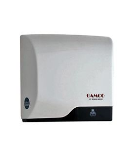 Hand Dryers For Bathrooms Painting Stunning White Epoxy Painted Cover Hand Dryer  Modlar Decorating Inspiration