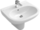 O.Novo Oval Washbasin
