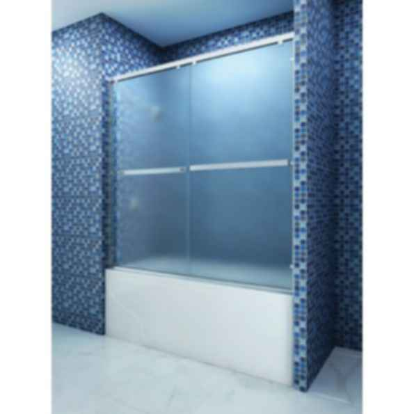 Expressions Series Slider Shower Doors
