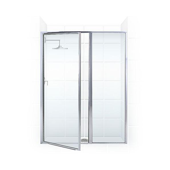 Legend + Inline Framed Shower Door - modlar.com