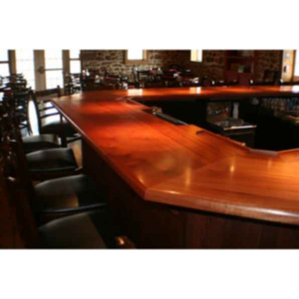 Commercial Bar Tops