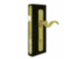 ML800 Series Heavy Duty Solid Brass Mortise Lock