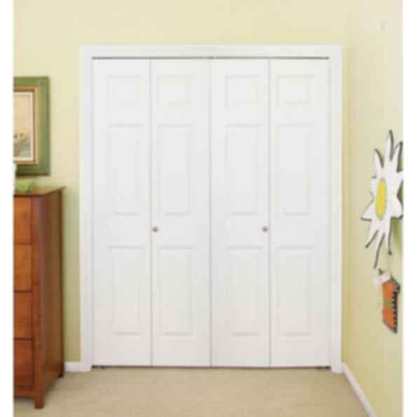 Bi-Fold 6 Panel Doors