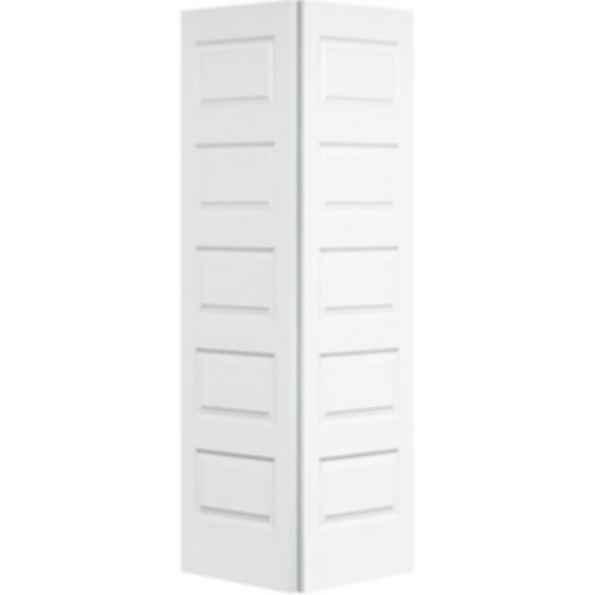 Bi-Fold 5 Panel Doors