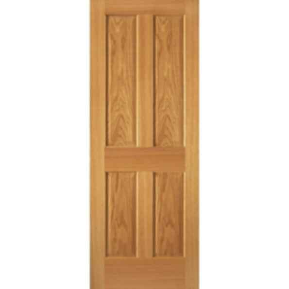 Stile & Rail 4 Panel Squaretop Doors