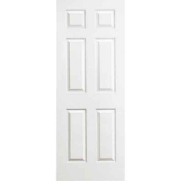 Molded 6 Panel Smooth Bead & Cove Doors