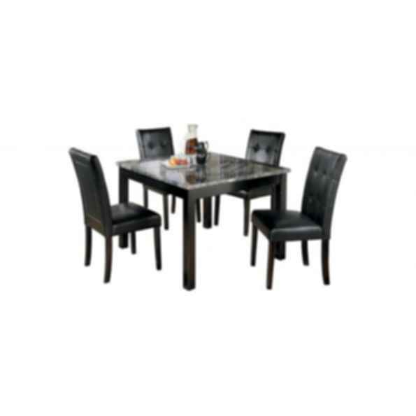 Maysville Square DRM Table and Chairs