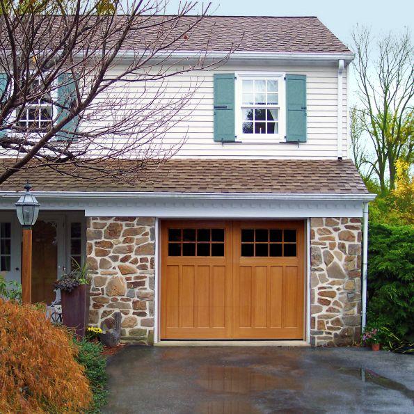 Rhapsody Carriage House Door   Modlar.com