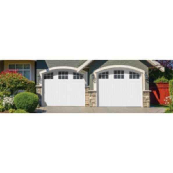 Benchmark 2 Overhead Garage Door