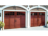 Quartet Carriage Garage Door
