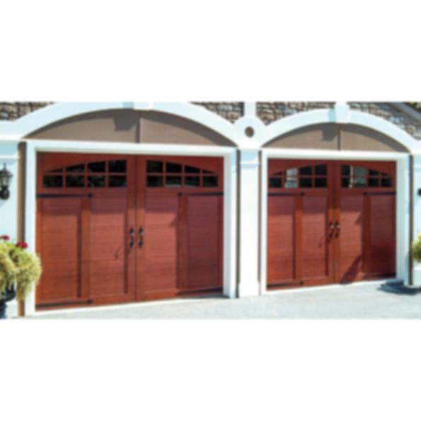 Quartet Carriage Garage Door Modlar Com