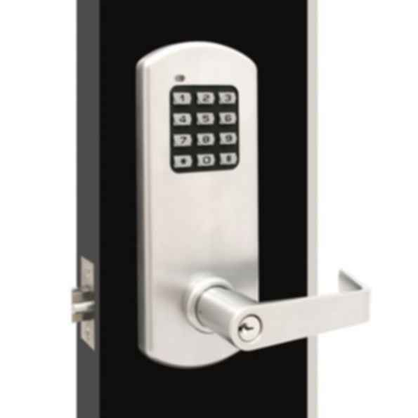 XCE2010 Cylindrical Rigid Function Lock with Keypad