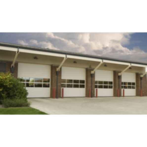 M 24 Commercial Garage Door