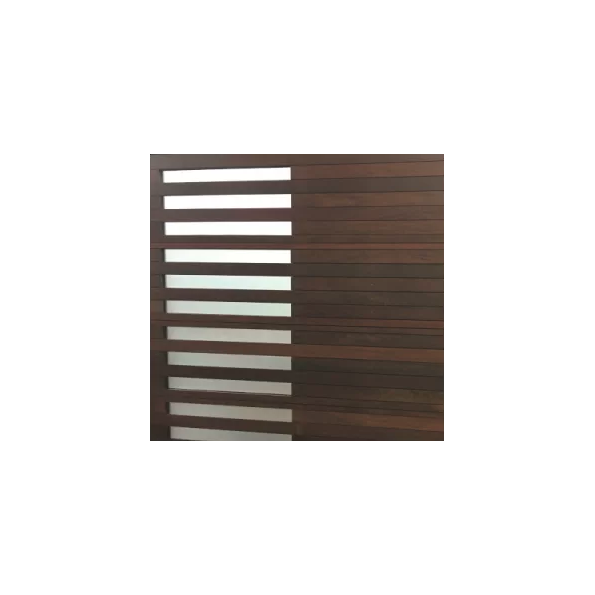 Los Angeles Ca Mid Century Modern Wood Garage Door Gate: Ipe Wood Garage Doors