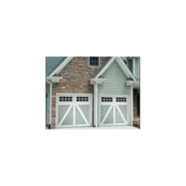 Lowcountry Carriage House: Country Carriage House Garage Door