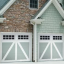 Country Carriage House Garage Door