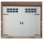 Smooth & V-Groove Overlay Garage Door
