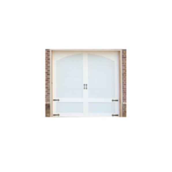 Steel Overlay Garage Door