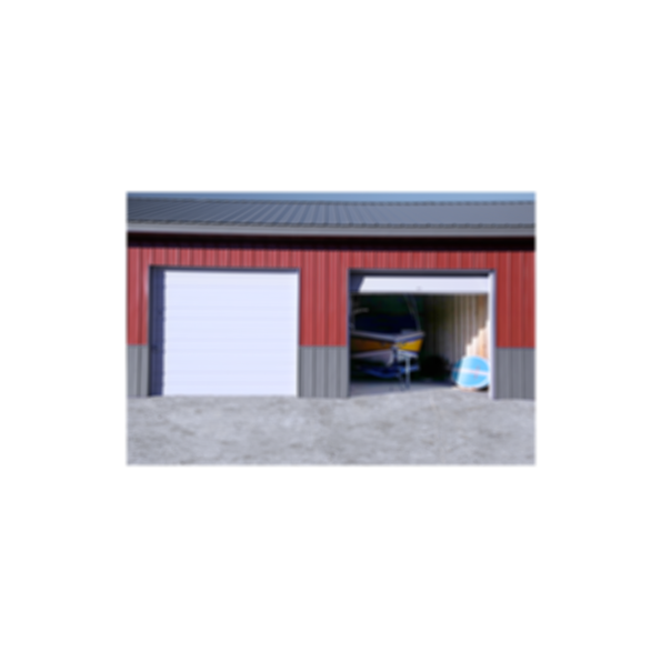 Series 26 Ribbed Garage Door Modlar Com