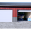 Series 26 Ribbed Garage Door