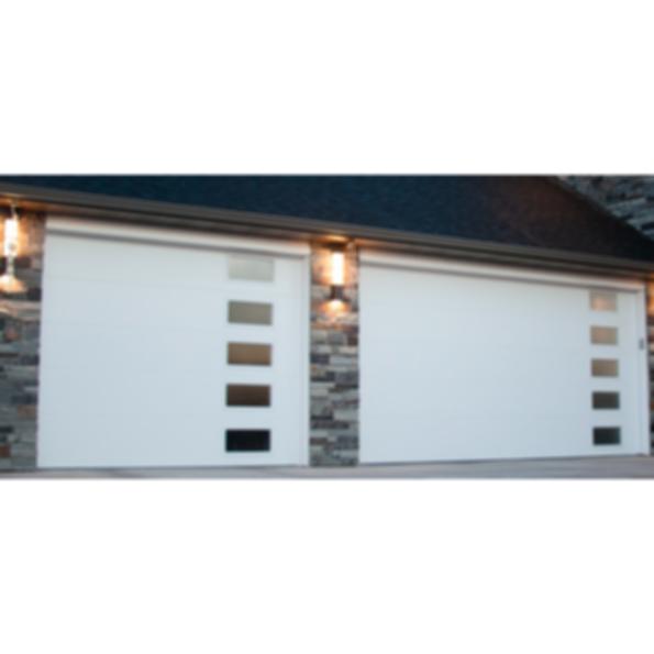 Flush Panel Garage Door Modlar Com
