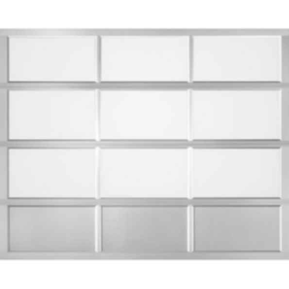 Aluminum SA7000 Garage Door