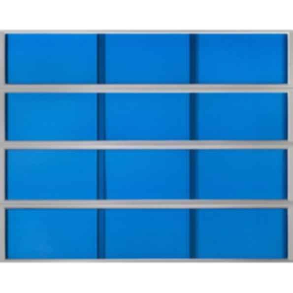 Aluminum SA6000 Garage Door