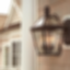 """London™ Lantern 10"""" Wide Scrolled Arm Exterior Wall Light"""