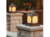 "Stonehaven™ Lantern 10"" Wide Exterior Pier Light"