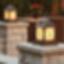 "Stonehaven™ Lantern 10"" Wide Exterior Pier Light"