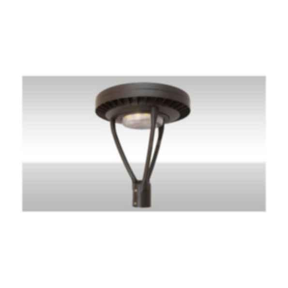 DiscMAX Post Top Lamp