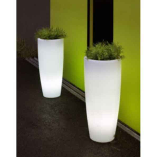 Aix Moderna Planter Lamp