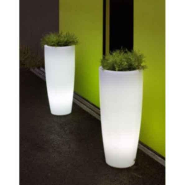 Aix Moderna Planter Lamp