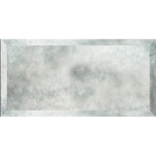 Charleston Mirror Hand Silvered Glass Field Tile