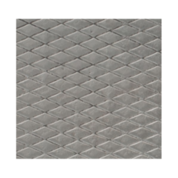 Foundation Deco Grey Textured Porcelain Field Tile