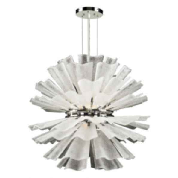 Enigma Collection 12 Light Chandelier