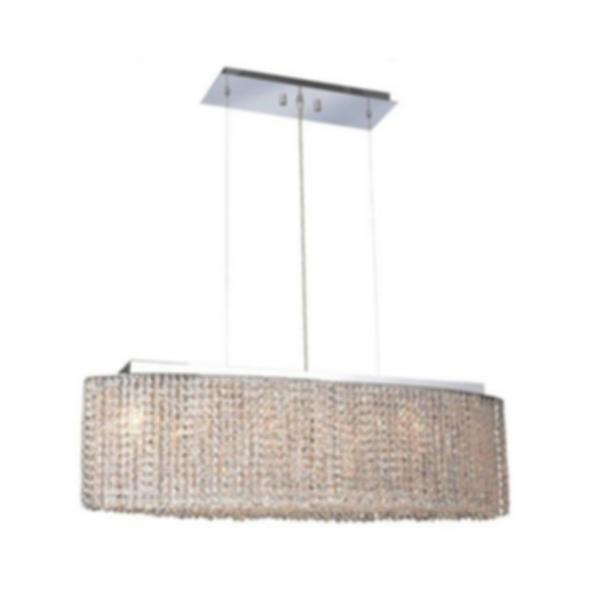 1292 Moda Collection 6 Light Chandelier