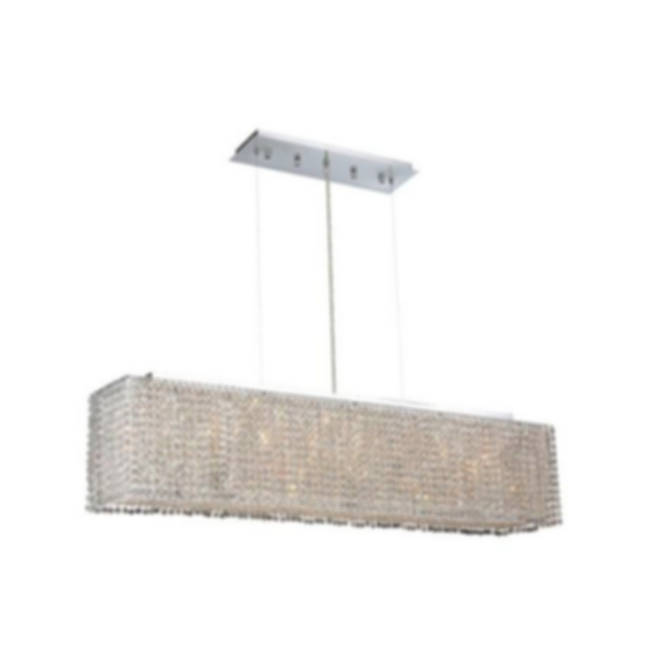 1291 Moda Collection 6 Light Chandelier
