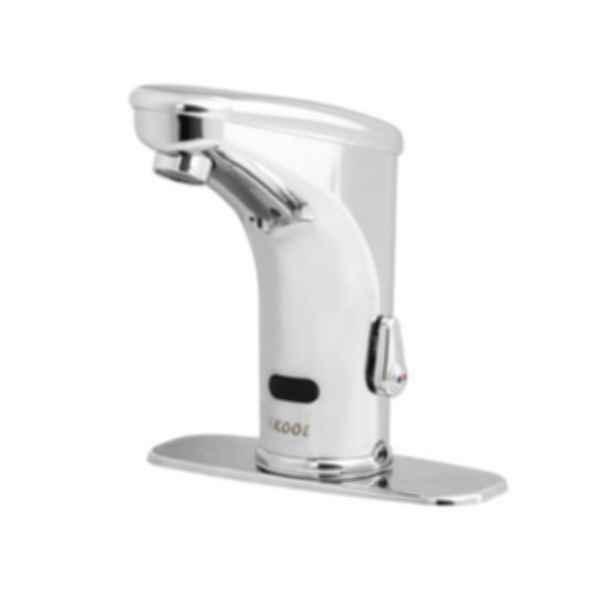 IKOOL IK-218CP Metallic Single Sensor Faucet