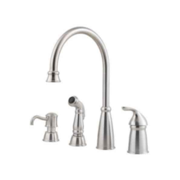 Avalon 1-Handle Kitchen Faucet