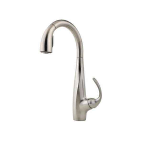 Avanti 1-Handle Pull-Down Kitchen Faucet