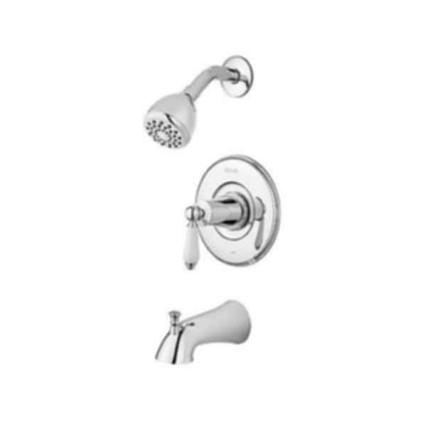 Courant 1-Handle Tub & Shower with Valve