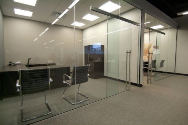 Unikair Single Fixed Glass Sliding Door Modlar Com
