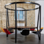 King Arthur Round Swing Table