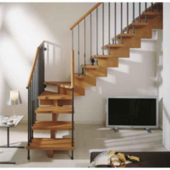 Unika 020 Winder Staircase