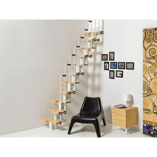 Fokus Space Saving Staircase   Modlar.com