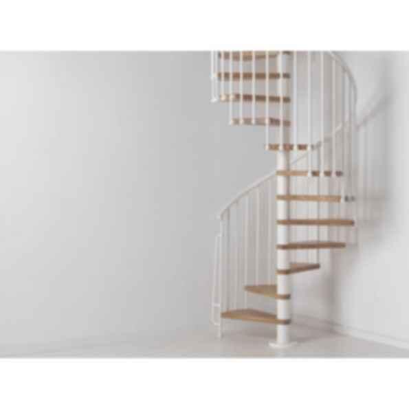 Oak 70 Spiral Staircase